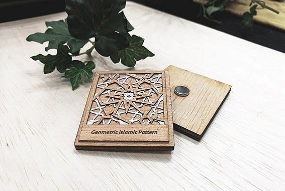 Islamic Motifs Magnet