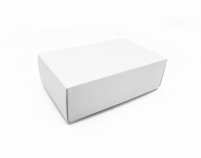 PC00031 Top & Bottom White Box