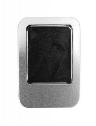 PC00033S Metal Box With Black Sponge (Small)