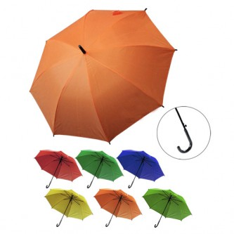 "UML0173542A 24"" Auto Nylon Taffeta Umbrella"