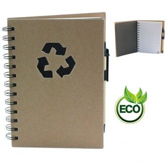 NB0000242 Eco Notebook With Pen
