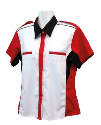 Custom Made F1 Ladies Uniform