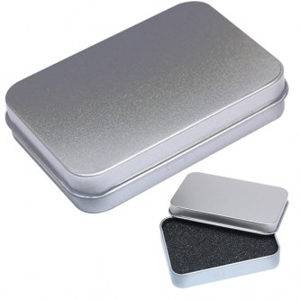 Metal Box With Black Sponge (Small)