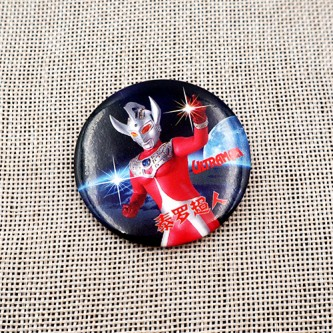 BB100418 50mm Button Badges Gloss Lamination