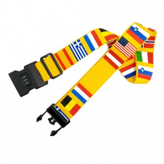 Polyester Luggage Belt (Heat Transfer)
