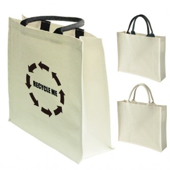 BG0205135 Laminated Canvas Bag