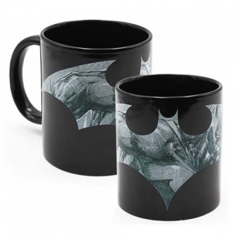 HHMG00001B / DR02 Black Heat Transfer Mug