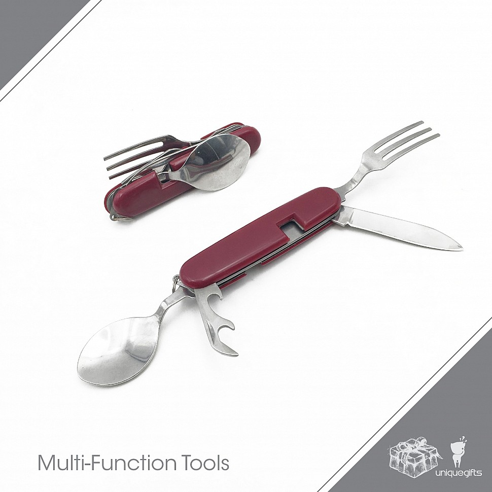 Multi-Function (Spoon & Fork) Pen Tool