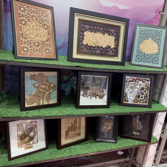 Wooden Frame Art