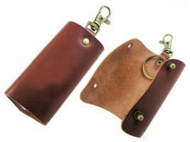 ONY06 Genuine Leather Key Pouch