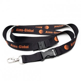 SSO01 20mm Polyester Heat Transfer Lanyard 2 Side