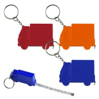 KCJIT03 Truck Tape Measure Keychain