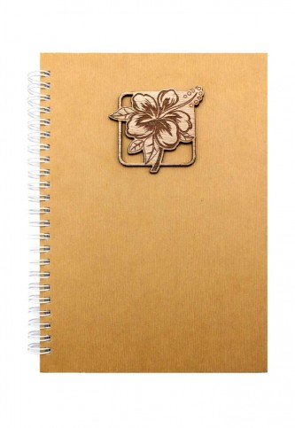 Eco Bunga Raya Notebook