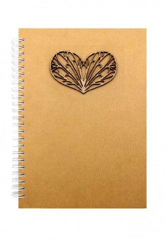 Eco Valentine Notebook