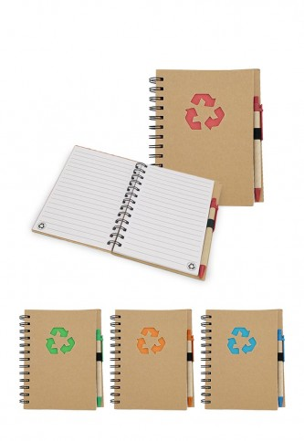 NB630111 Eco Notebook with Pen
