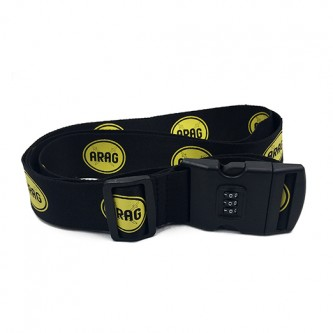 Polyester Luggage Belt With Combination Lock
