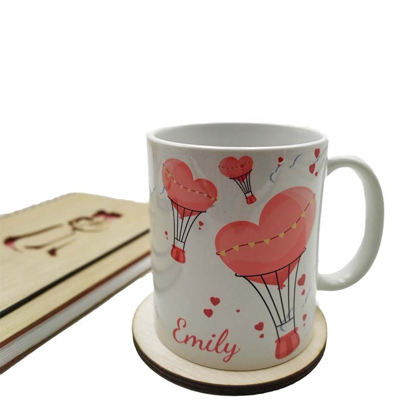 Personalised Valentine Gifts Mug