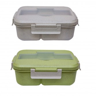 FC176639 Maddie Food Containers with Spoon & Fork