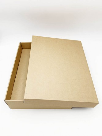 PC00036 Kraft Paper Boxes Fit A4 Gift Products