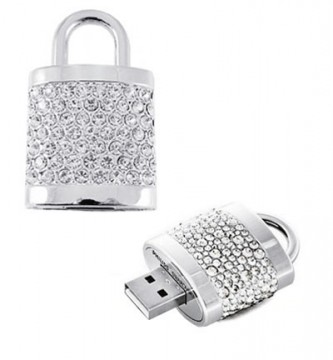 CGVDJ1821-O Jewellery USB Flash Drive