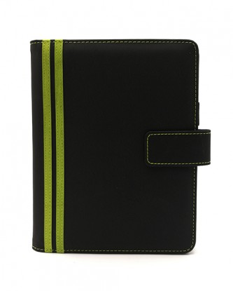 Twins PU Diary With Wire-O Notes